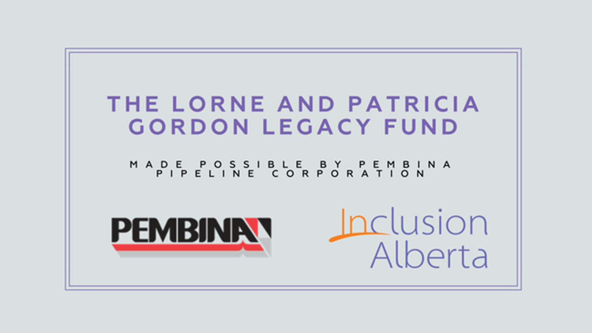 Lorne and Patricia Gordon Legacy Fund Pembina