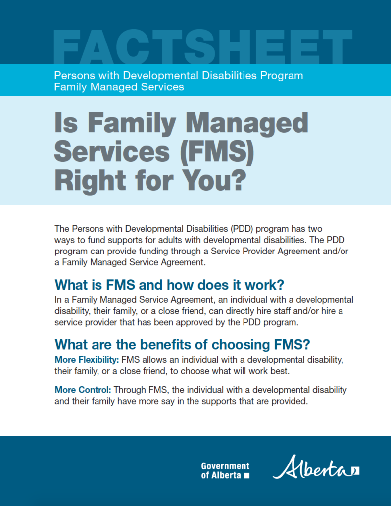 cover page of 'is FMS right for you?'