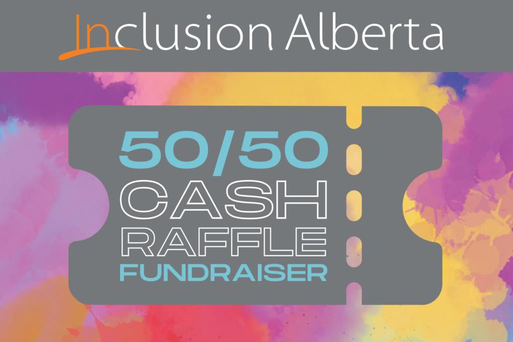 50/50 Cash Raffle Fundraiser